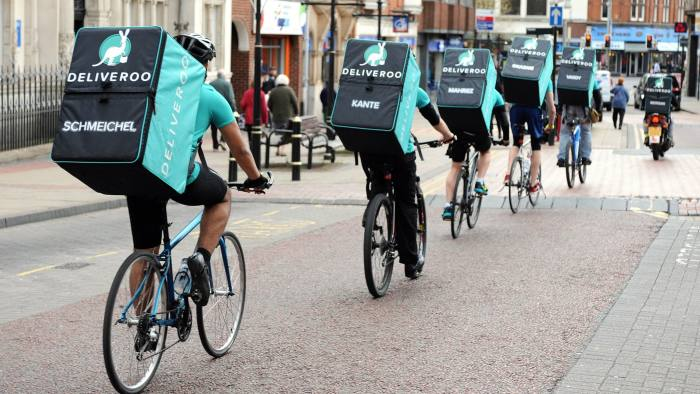 Deliveroo raised $180 million in its latest funding round, bringing its valuation to $7 billion.