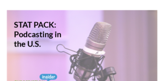 STAT PACK: Podcasting in the U.S.