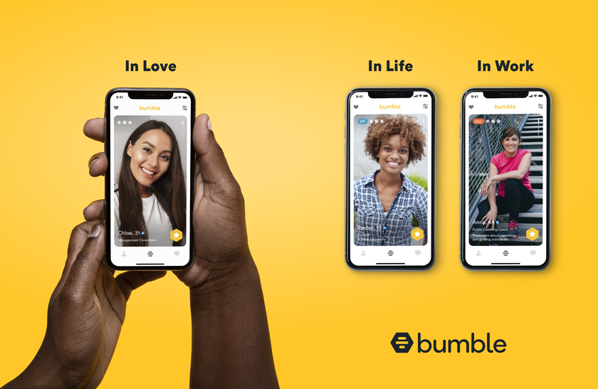 Bumble is not your average dating app.