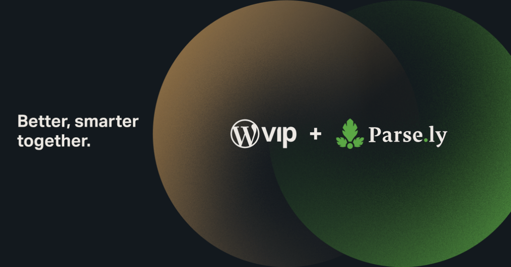 WPVIP acquires content analytics firm Parse.ly.