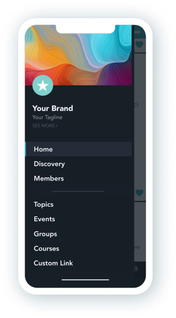 Online community platform Mighty Networks allows creators to develop their own branded apps and grow their own online communities.