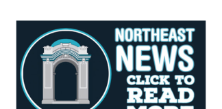 The Northeast (Missouri) News Gets Readers' Attention by Publishing a Blank Front Page