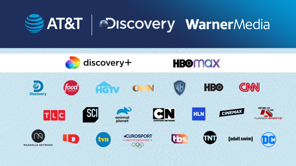 These are just a few of the brands and networks that the new combined company will own and manage.
