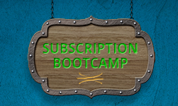 Subscription Boot Camp