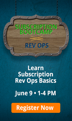 Subscription Boot Camp RevOps