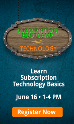 Subscription Boot Camp Technology