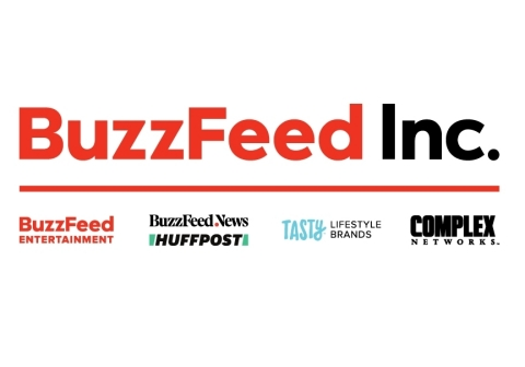 BuzzFeed Inc. will include BuzzFeed Entertainment, BuzzFeed News and HuffPost, Tasty Lifestyle Brands and Complex Networks