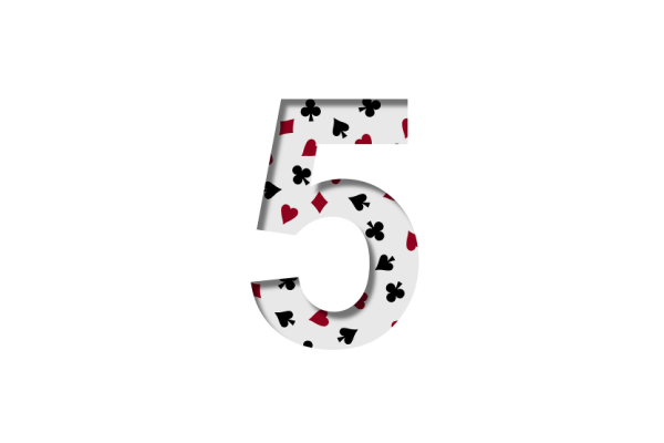 Five on Friday Aug 13 2021