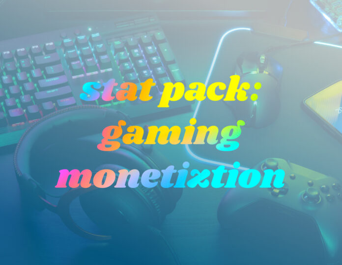 STAT PACK: Gaming Monetization