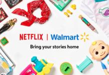 Netflix and Walmart team up with exclusive merchandise hub